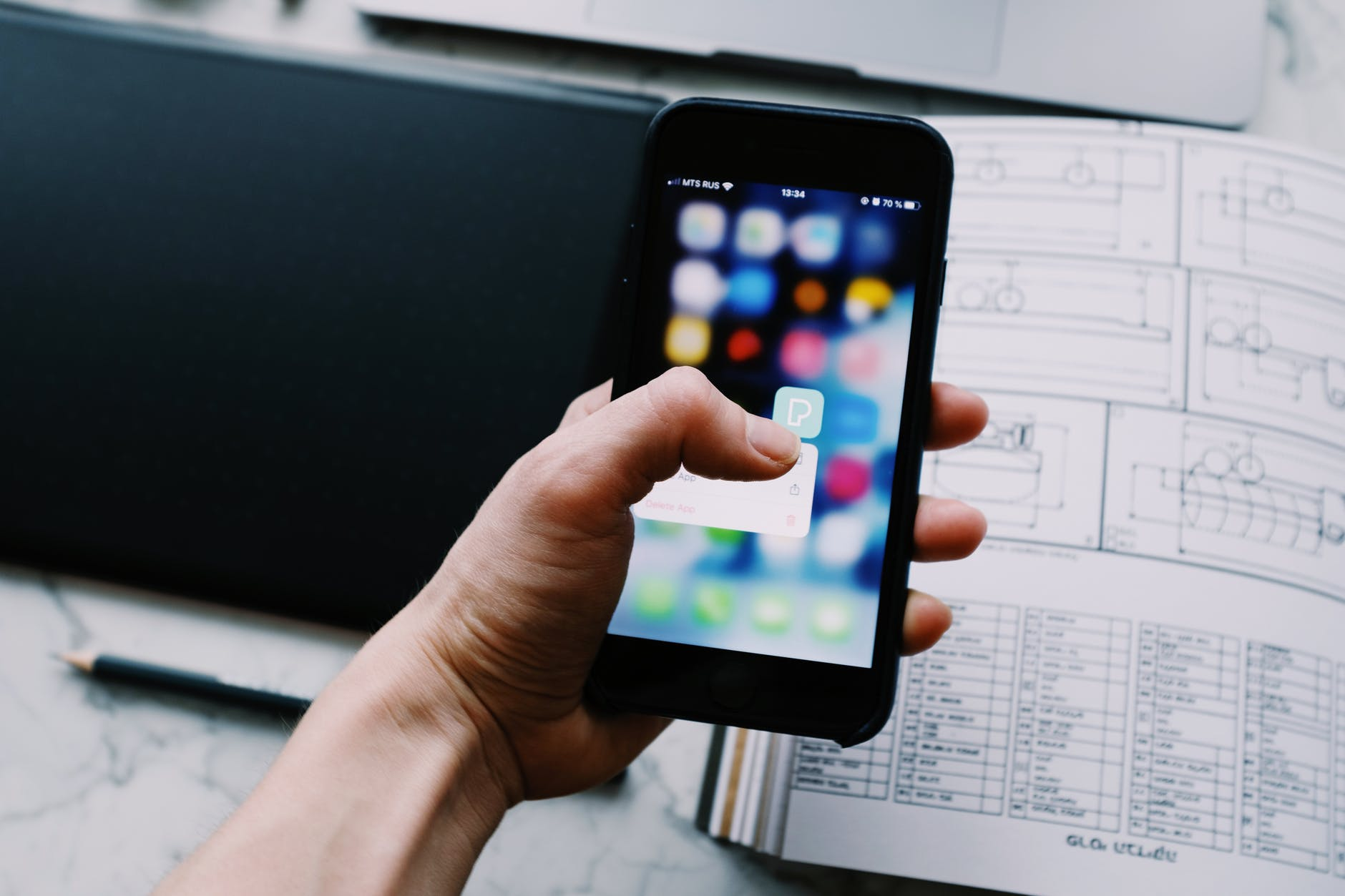 think4 mobile device management